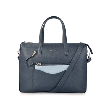 CELINE Classic A4 Leather Tote Bag Natural Leather