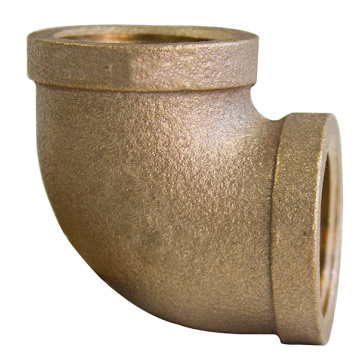 Cast Gunmetal Bronze Threaded Elbow