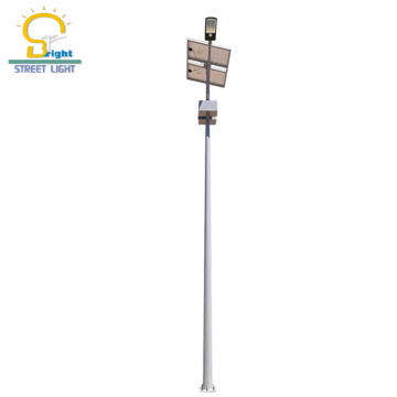 Customized battery garden solar lamp 80W
