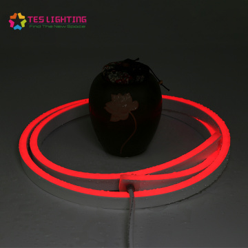 Color Changing Flexible RGB LED Neon Light Strip
