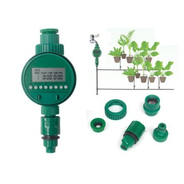 Irrigation Garden Timers Control Water Valve with Timer