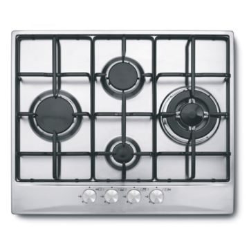 4 Fire Gas Hobs Built-in Stove Glem