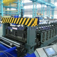 Ladder Cable Tray Roll Forming Machine