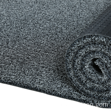 Hot press custom size pastic machine car mats
