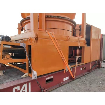 durable service Disc-type sawdust machine