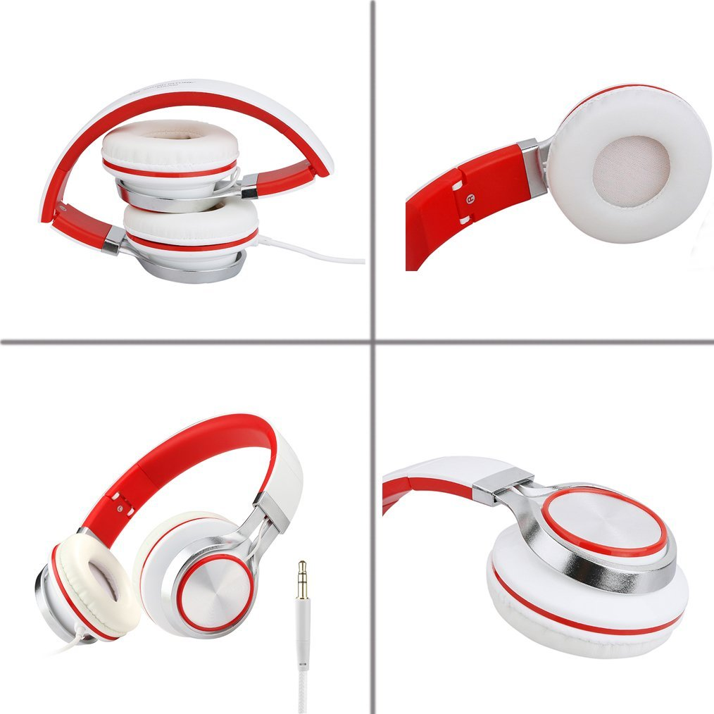 Folderble headphone