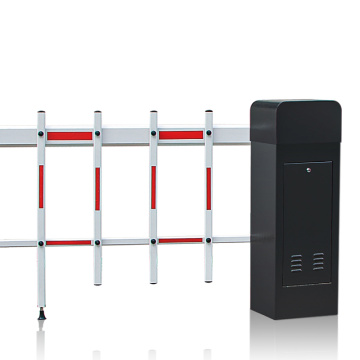 High Speed Boom Barrier Rfid Gate Barrier Boom Gate Systems