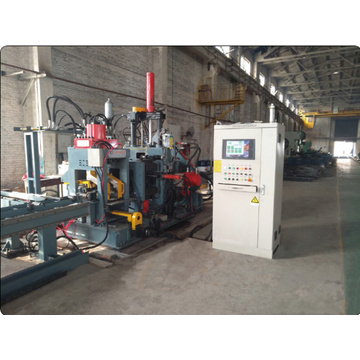 CNC Angle Line For Steel Tower Model YJX1010