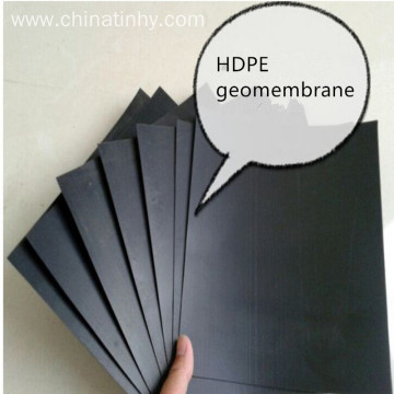 Low Price Reinforced Water Tank HDPE Geomembrane