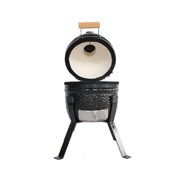 Lifestyle Egg Shape  Ceramic Kamado Grill