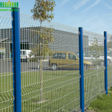 hot sale Galvanized 3D bending mesh fence