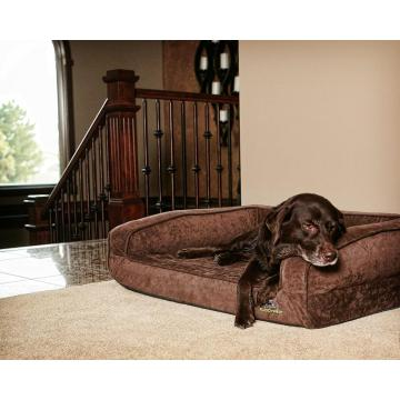 Comfity Top Paw Orthopedic Dog Bed