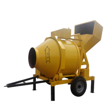 Self loading diesel engine concrete mixer on sale