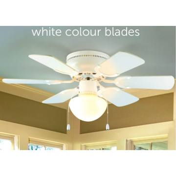 "30"" 6 ABS Blades ceiling fan"