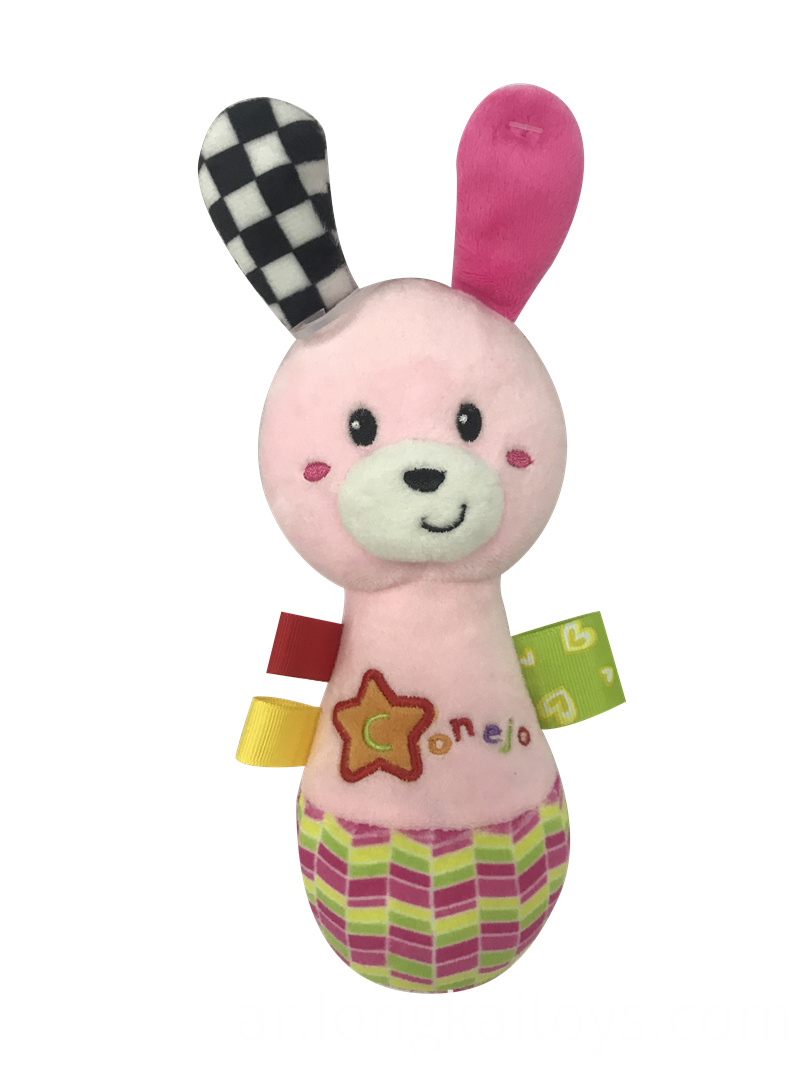 Plush Rabbit Bowling