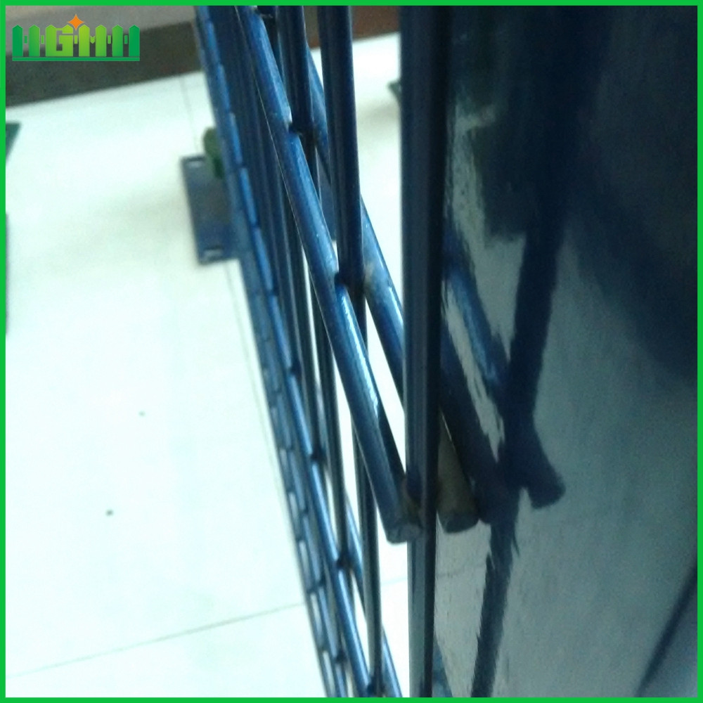 Double Horizontal Wire Fence