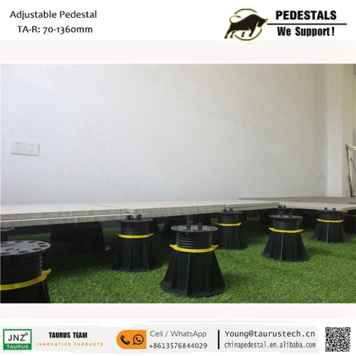 Plastic Adjustable Tile Pedestals For Stone Floor