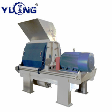 YULONG GXP75*75 hammer mill corn stalk