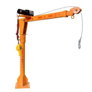 Mini lifting crane for pick up goods