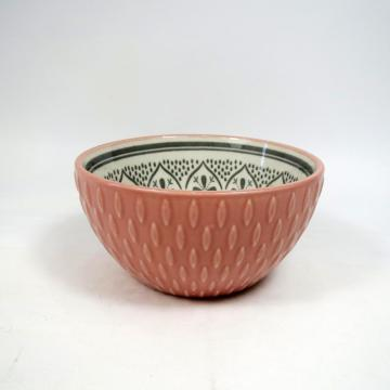 Ceramic Bowls with Unique&Colorful Design