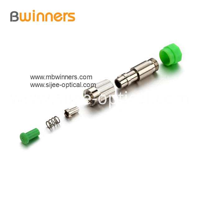Fc Apc Fiber Optic Attenuator