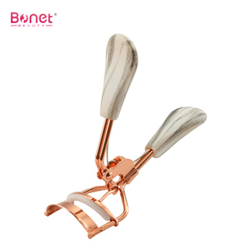Rose gold plating eyelash curler