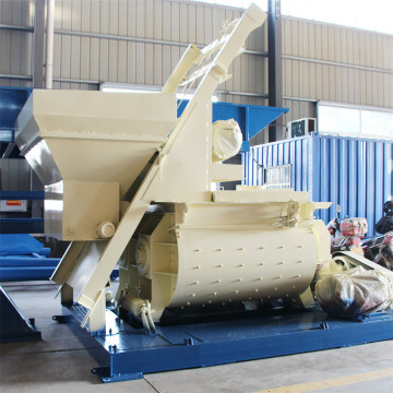 JS750 mini motor hydraulic concrete mixer for sale