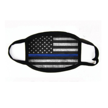 Cotton Customization Flag Style Protective Masks
