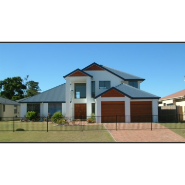 Construction Light Steel Frame Prefabricated House