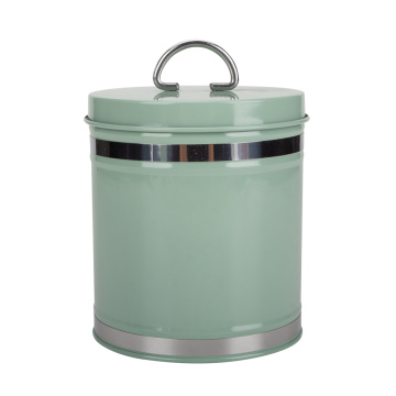 Galvanised Metal Storage Bin Boxes with Lid UK
