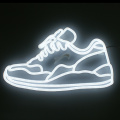 SHOES LED NEON ILLUMINATED SIGNAGE