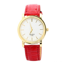New Arrival Women Leather Wrist Quartz Watch