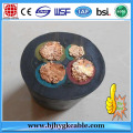 Copper conductor 3 core 95mm2 XLPE insulated power cable