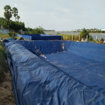 UV Ozone and Chemical Resistance Geomembrane
