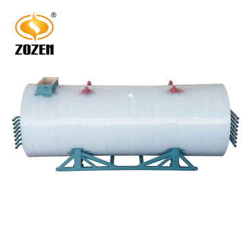 YYQW type gas diesel hot oil boiler
