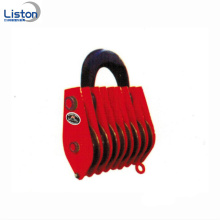 Stainless Steel heavy duty 3ton swivel pulley block