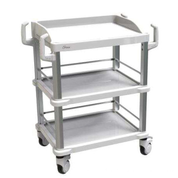 Hospital Artistic Practical Instrument Trolley