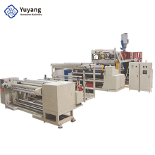 Flow casting film production line (T type)