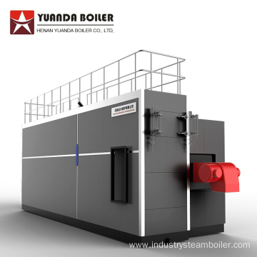 20t Fire Tube Gas Oil Steam Boiler