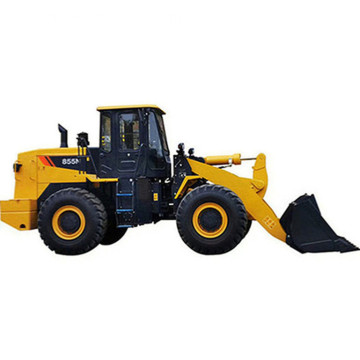 Promotion this month wheel loader small
