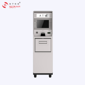ATMs Automated Teller Machines with 4 cassettes