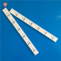 wearable zirconia ceramic slide guide strip customized