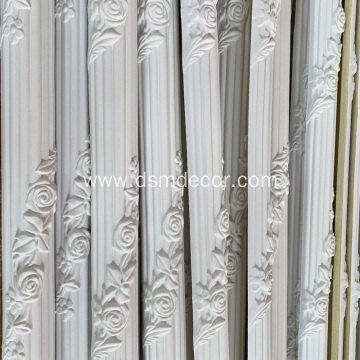 PU decorative ornament panel molding