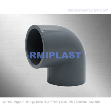 CPVC Elbow 90 Degree PN16