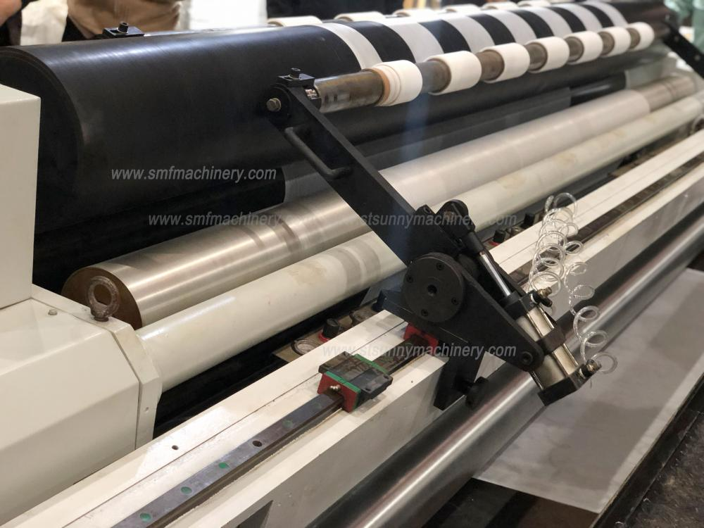Melt Blown Nonwoven Fabric Slitter 6
