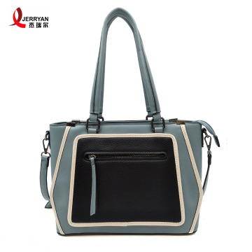 Black Leather Handbag Crossbody Bags for Ladies