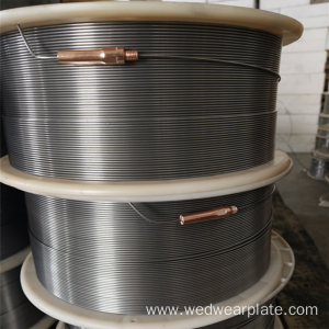 heat resistant flux core welding wire