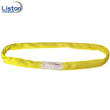 6T Loading Capacity 100% Polyester Endless Round Sling