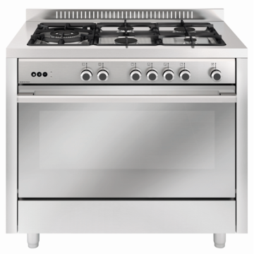 Glem Kitchen with Gas Oven 5 Burner Hob