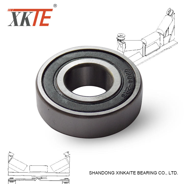 6312-2RS C3 bearing for damping roller